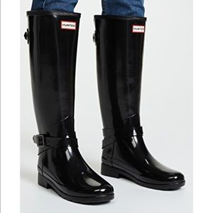 *Price Drop* Hunter Tall Gloss Back Adjustable Ref